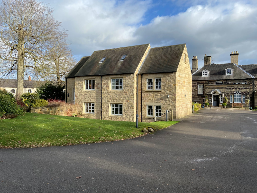 Holbrook Hall Residential Care Homes in Derby