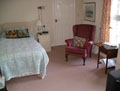 Bedroom - Holbrook Hall Residential Care Homes Derby