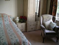 Bedroom - Holbrook Hall Residential Care Homes in Derby